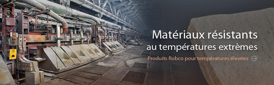 Matériaux résistant aux hautes températures
